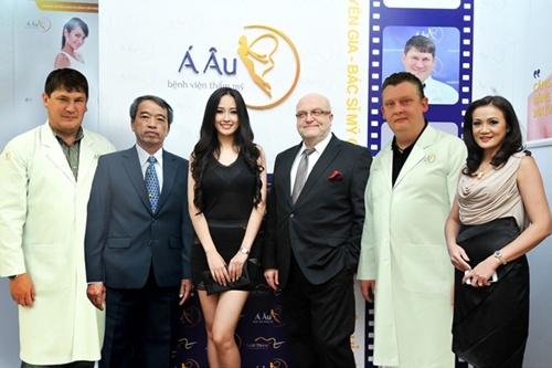 Đội ngũ Y bác sĩ giàu kinh nghiệm tại Bệnh viện thẩm mỹ Á ÂU.
