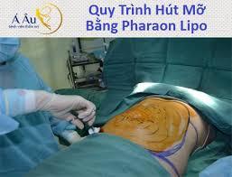 Hút mỡ bụng được gây tê cục bộ không đau